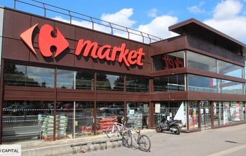 carrefour market region centre