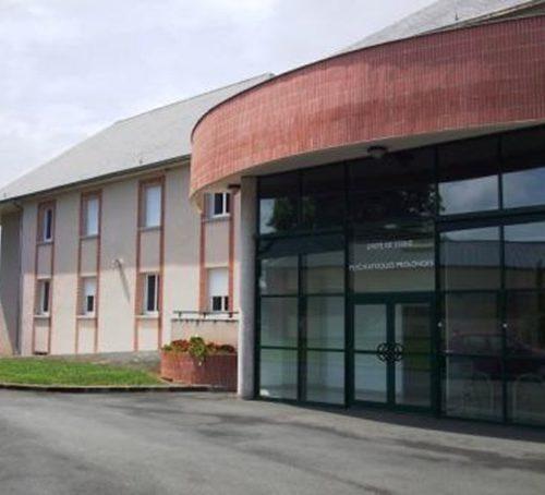 centre hospitalier ainay le chateau